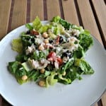 Italian Chopped Salad #SundaySupper