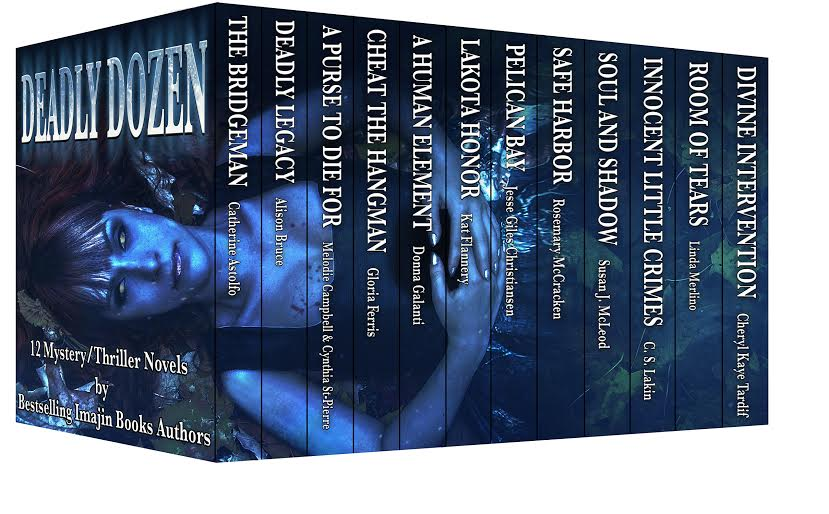 Deadly Dozen-A collection of 12 Mystery/Thrillers