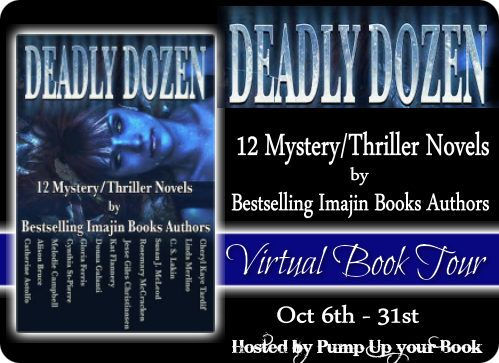 Deadly Dozen is a collection for mystery lovers!