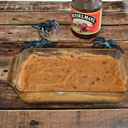 Pumpkin Walnut Apple Butter Dip