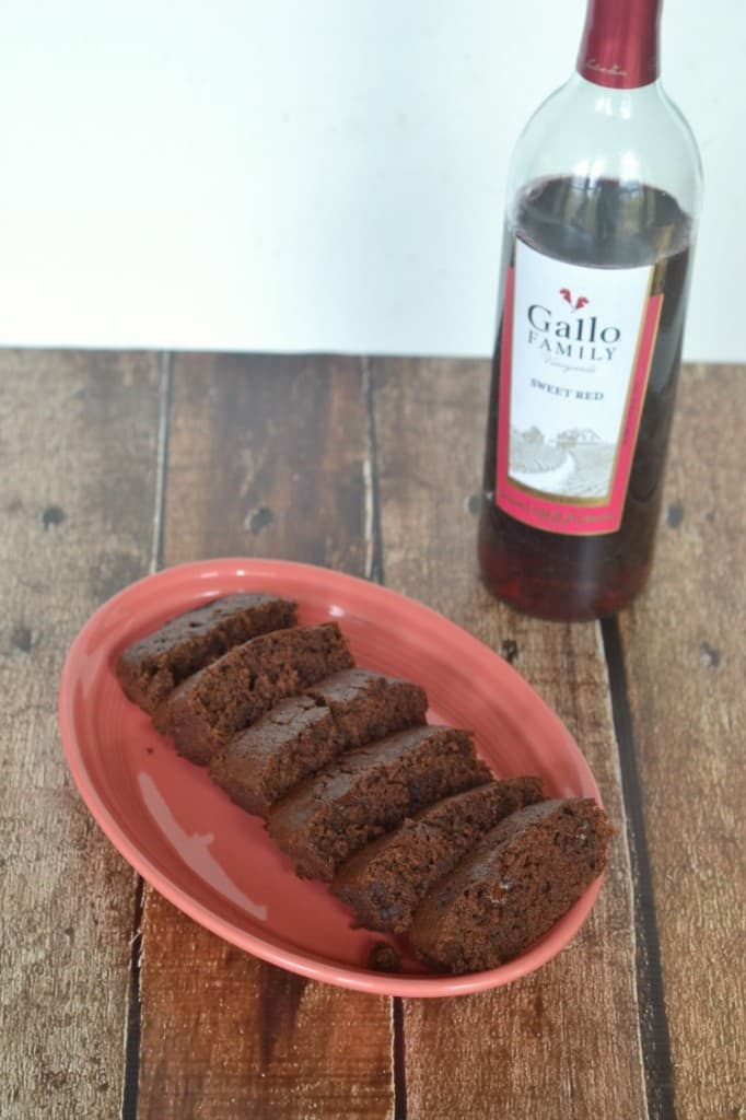 A chocolate delight, you will love this Double Chocolate Red Wine Bread