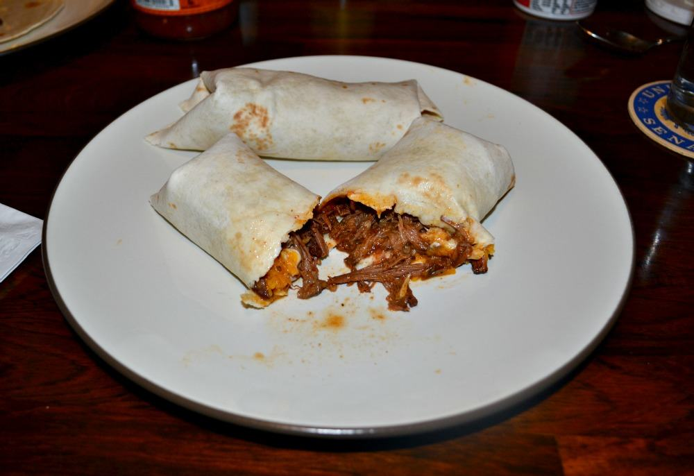 These Shredded Beef Tacos are incredible and so easy to make!