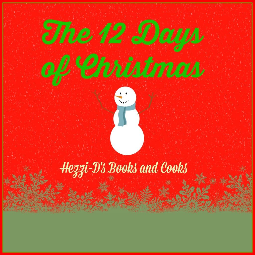 12 Days of Christmas | Hezzi-D's Books and Cooks