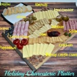 A Holiday Charcuterie Platter with Kerrygold Cheese