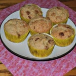 Bananas Foster Muffins