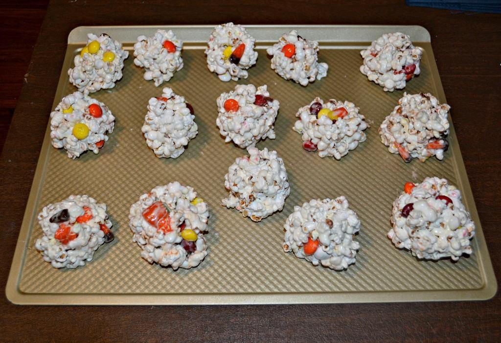 Fun and Festive Popcorn Balls