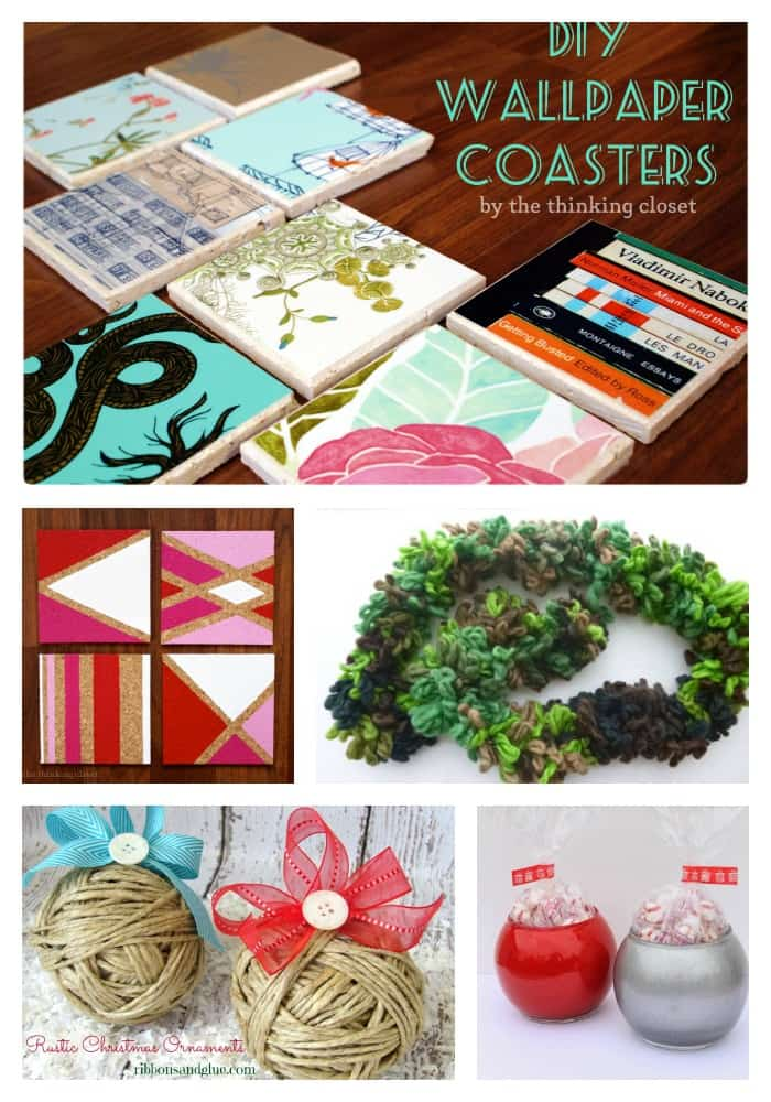 10 Fabulous Homemade Crafts for the Holidays
