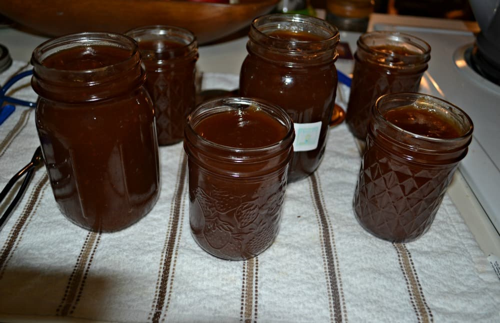 Delicious Homemade Crock-Pot Apple Butter