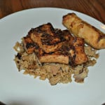 Home-Style Tofu and Rice: Meatless Mondays