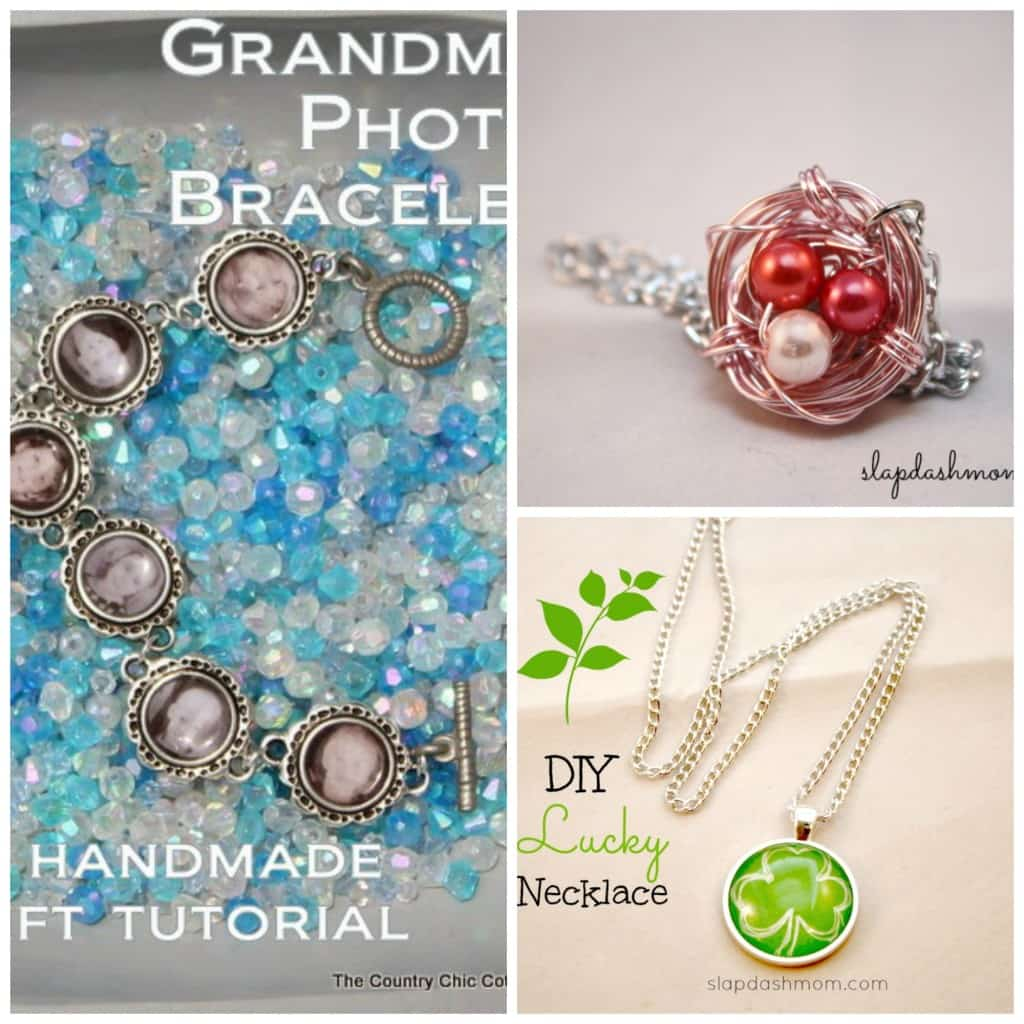 6 Fabulous Homemade Jewelry Gifts