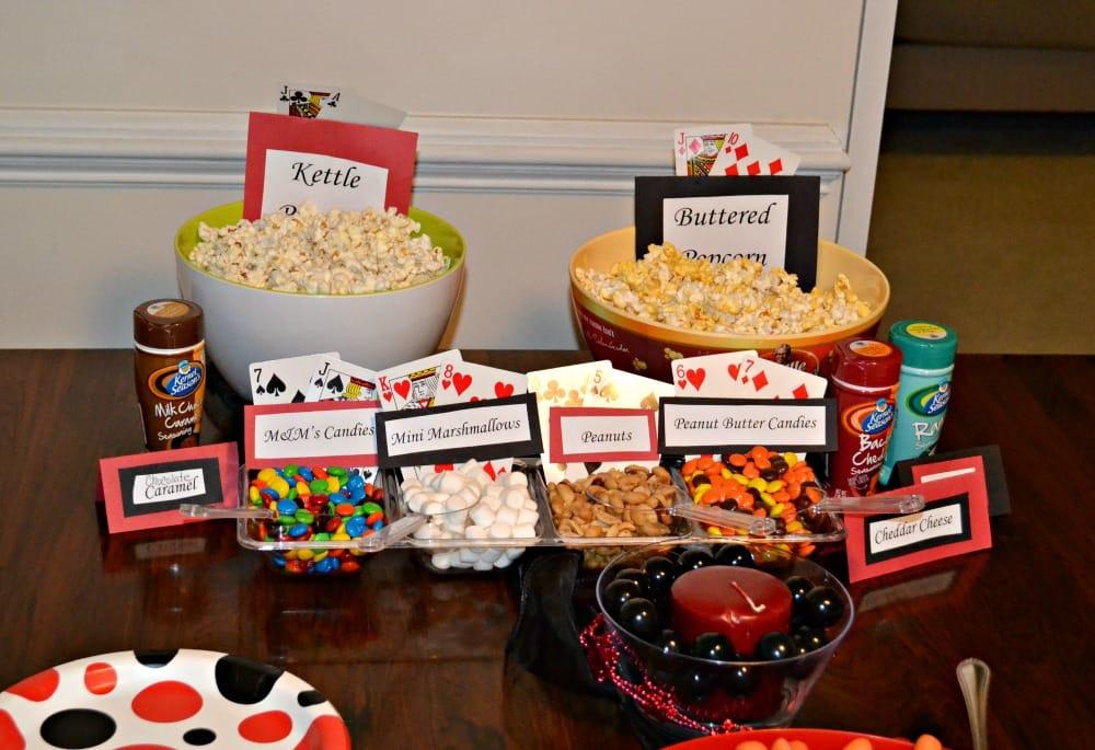 Orville Redenbacher's Popcorn Bar!