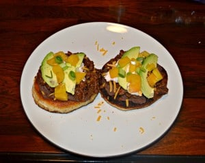 Navajo Beef Tacos