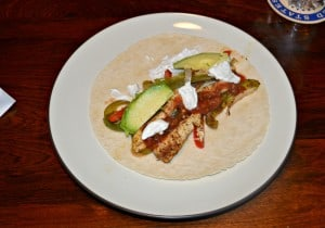 Roasted Chicken Fajitas + Review of 125 Best Chicken Recipes
