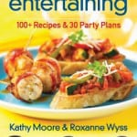 Cuban Pork Sandwiches and a review of Triple Slow Cooker Entertaining by Kathy Moore & Roxanne Wyss