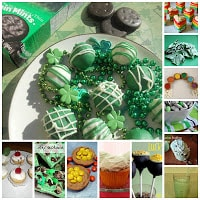 St. Patrick's Day Dessert Round Up!