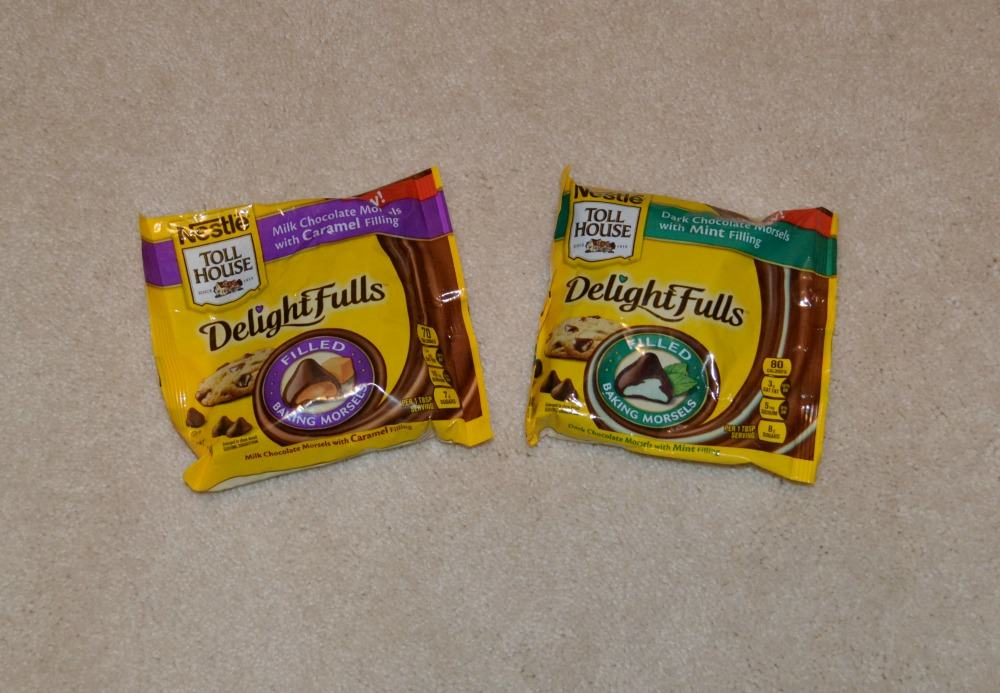 New! Nestle Toll House DelightFulls