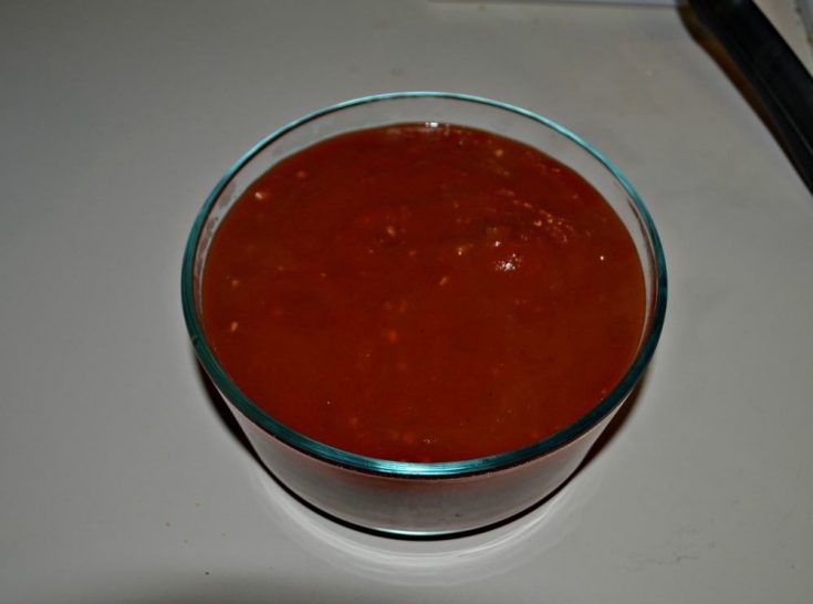 A simple and delicious Tomato Sauce is easy to make!