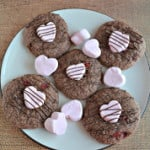 Chocolate Covered Cherry Cookies (Two Ways)