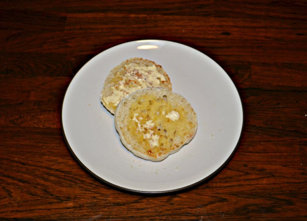 Homemade and delicious English Muffins!