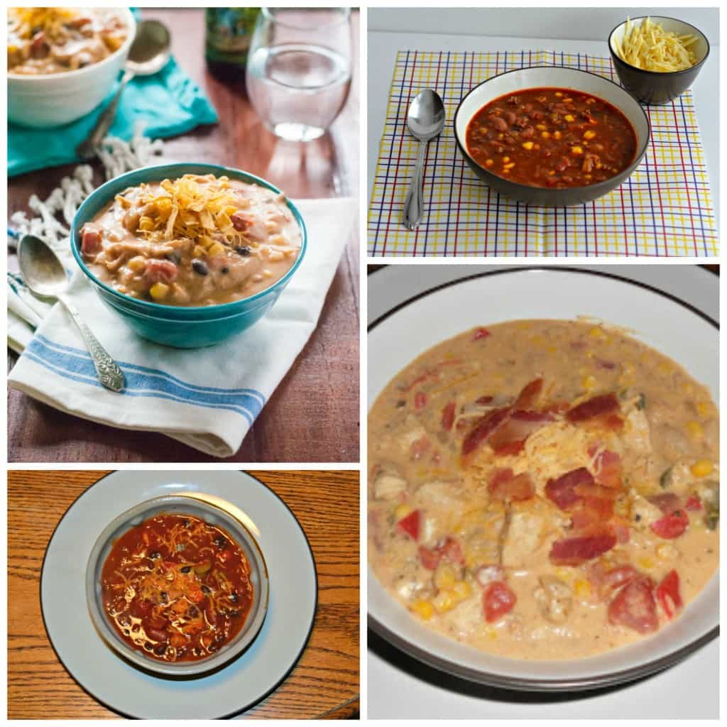 4 soups to warm you up for the Big Game