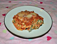Vegetable Lasagna with Vodka Sauce