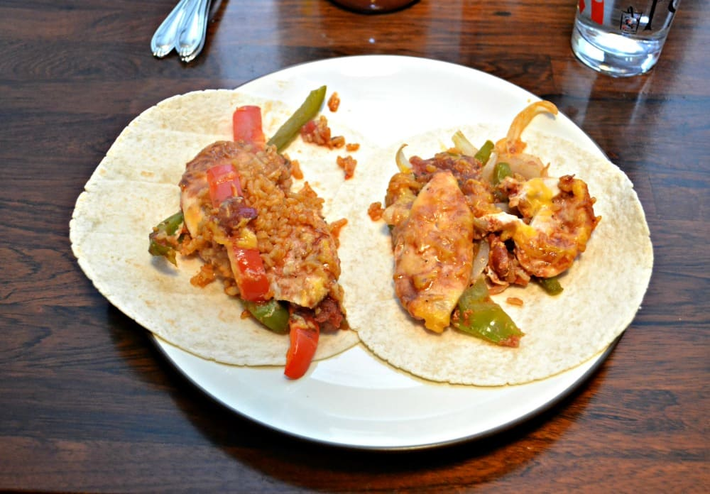 BBQ Chicken Fajitas are a flavorful and simple weeknight meal
