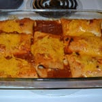 Beef Enchiladas with Chipotle Gravy