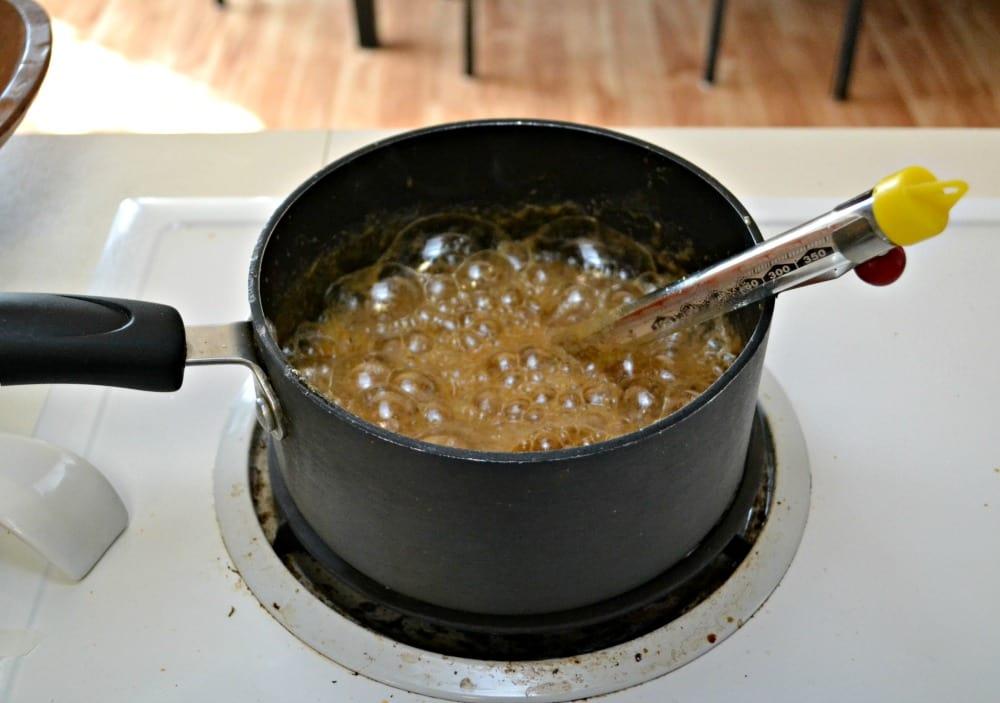 Homemade Butterscotch