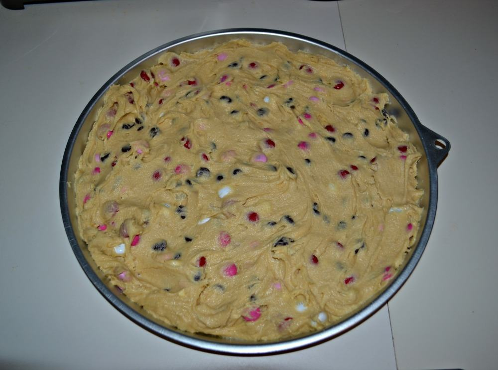 Chocolate Chip Cookies Cake