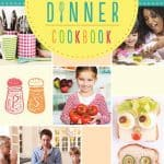 BBQ Chicken Fajitas + a Review of The Family Dinner Cookbook
