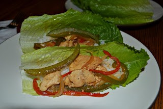 Chicken Stir Fry Lettuce Wraps are Gluten free and delicious!