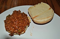 Emeril's Easy Sloppy Joe's