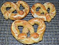 Alton Brown's Soft Pretzels: These are the best soft pretzels ever!