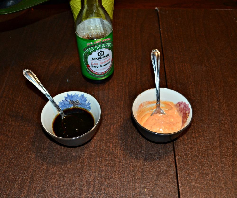 Sriracha Mayo is a delicious dipping sauce