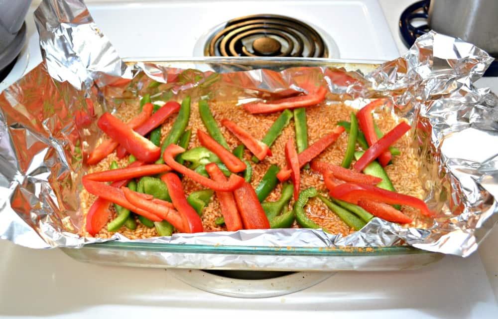 BBQ Chicken Fajitas