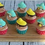 PEEPS® Nest Cupcakes for Easter