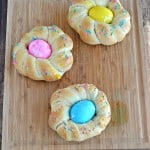 Individual Braided Easter Bread #BreadBakers