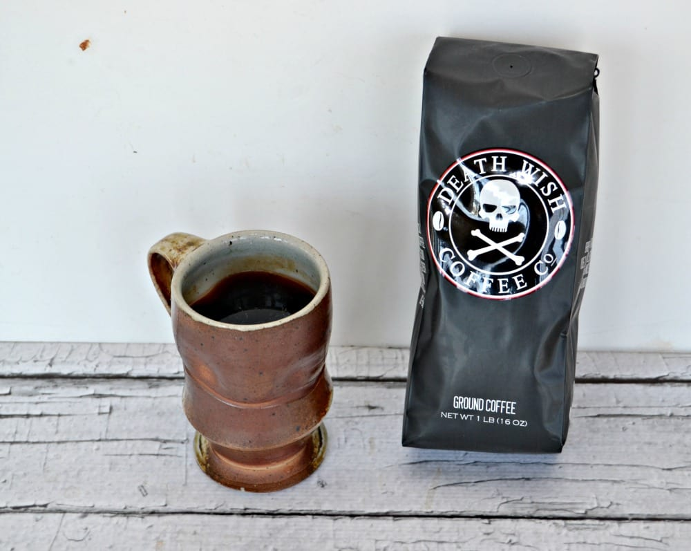 Death Wish Coffee-The World's Strongest Coffee