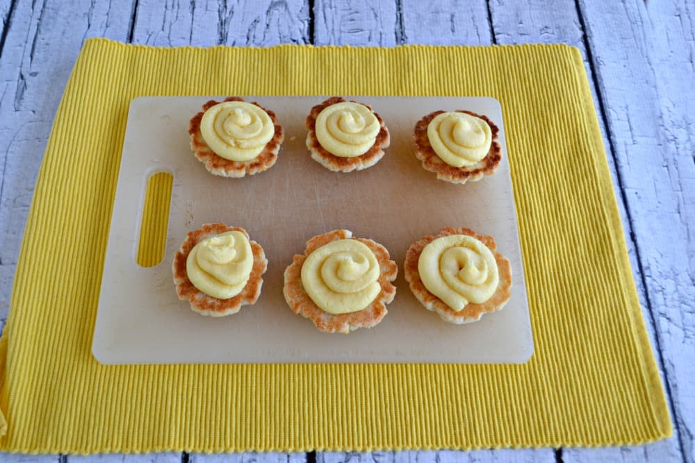 Lemon Sandwich Cookies are bright and delicious