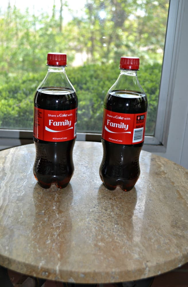 Share a Coke with Family