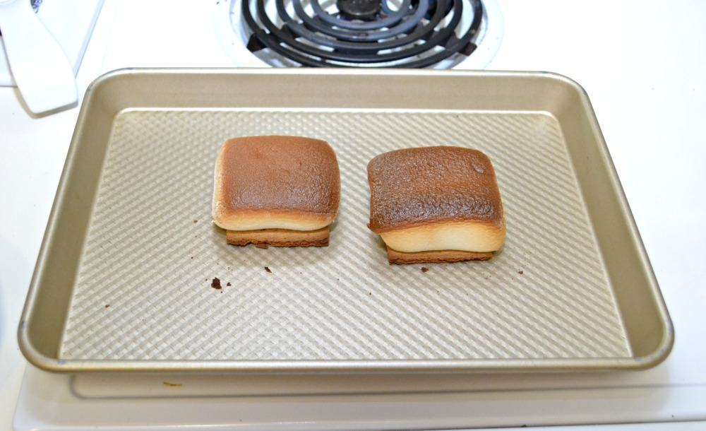 Golden Brown Marshmallows are perfect for S'mores.