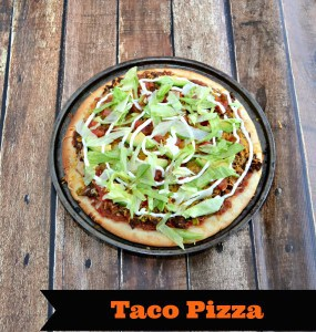 Celebrate Cinco de Mayo with a Tasty Taco Pizza