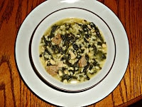 Easy Italian Wedding Soup is always a favorite at our house!