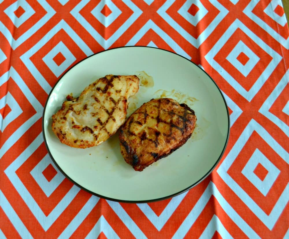 Tyson Grilled & Ready Chicken Breast Fillets have all the grilled taste but are made in the microwave!