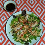 Easy Asian Grilled Chicken Salads