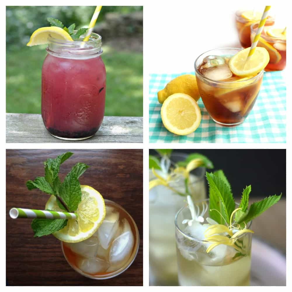 8 Amazing Iced tea Recipes perfect for summer