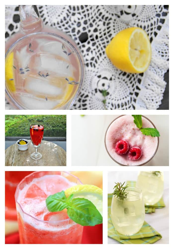 9 Delicious Lemonade recipes