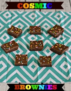 Cosmic Brownies Copycat Recipe #SundaySupper