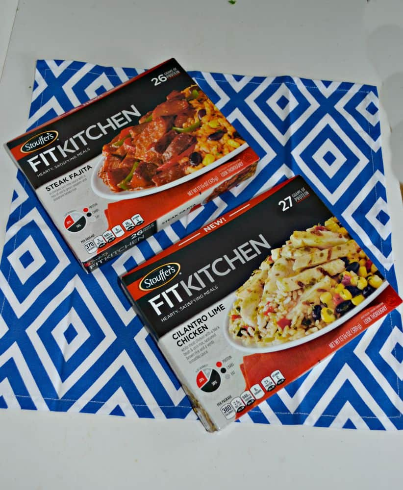 STOUFFER's Fit Kitchen Meals are satisfying for the man in your life.