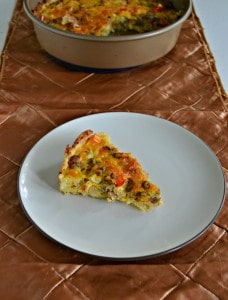 Hash Brown Crusted Breakfast Quiche + Food Lion Recipe Portal